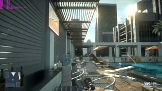 GTX Titan X Battlefield Hardline PC Gameplay 4k Max Settings