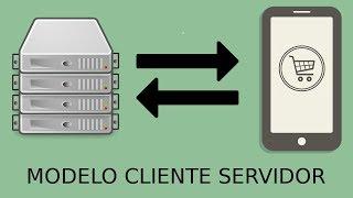 Modelo Cliente Servidor, Explicación Simple