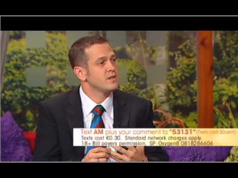Ireland AM on financial complaints