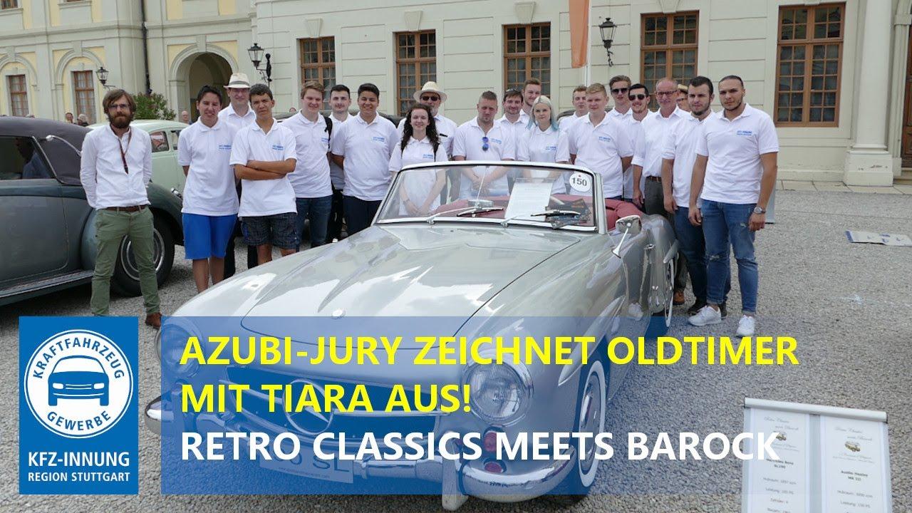 InnungTV | Retro Classics | Azubi Jury vergibt Tiara
