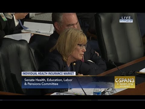 Sen. Hassan Discusses Bipartisan Health Care Solutions with Governors During HELP Committee Hearing