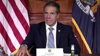 Cuomo: 'Be afraid of COVID. It can kill you'