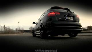 Audi RS3 - Launch Control Acceleration - 8000 RPM Program Testing on Manual Mode | PPH-Motoring.de