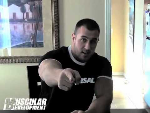 MuscularDevelopment.com Kingdom of Awesome Prediction Challenge with Antoine Vaillant