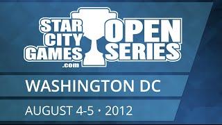 SCGDC - 2012 - Standard - Round 6 - Osyp Lebedowicz vs Robin Meeker Cummings
