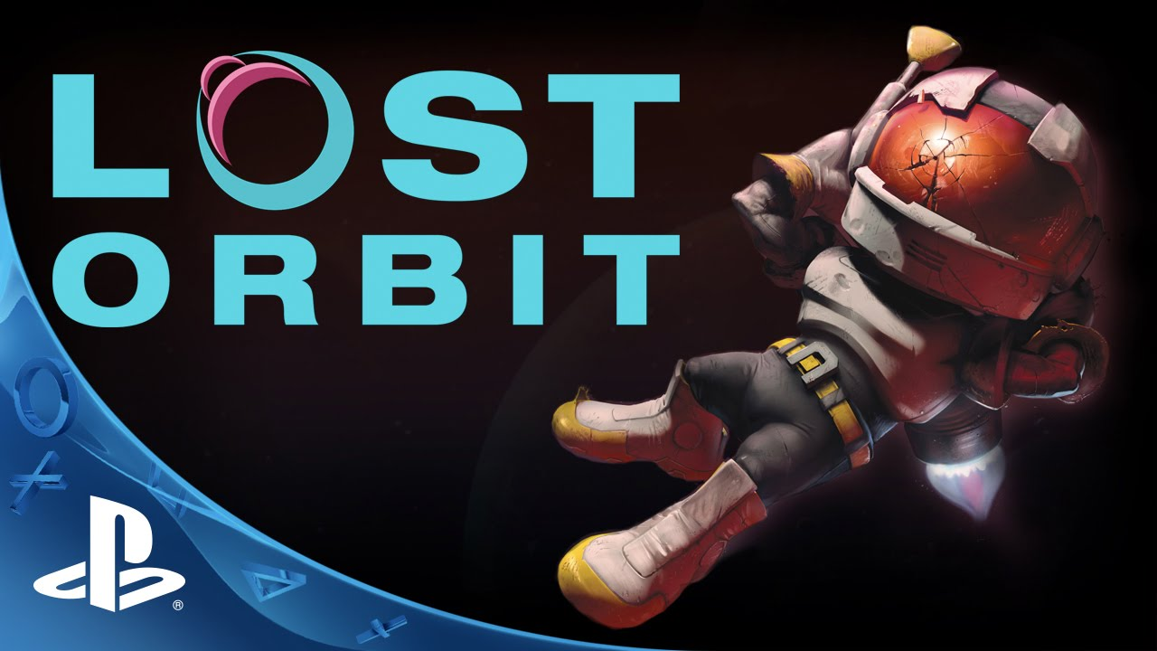 LOST ORBIT: Dodge 'em Up Trailer | PS4