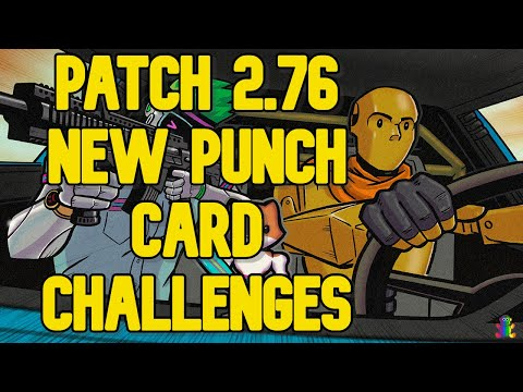 Fortnite Update 2.76 Patch Notes New Punch Card Challenges (Fortnite Battle Royale 13.20)