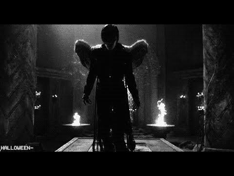Можно сделать, гифка черный ангел