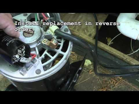 How To Fix Hot Tub Pump Motor Start Capacitor Replace
