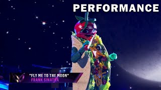 "Download Taco sings ""Fly Me to the Moon"" by Frank Sinatra 