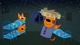 Три кота | Серия 12 | Космическое путешествие thumbnail