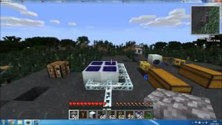 Minecraft: Technic Pack Tutorials Ep. 2   COMPACT Diamond Maker!