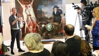 видео Экскурсия «Любовные истории центра Москвы» / Музей Москвы