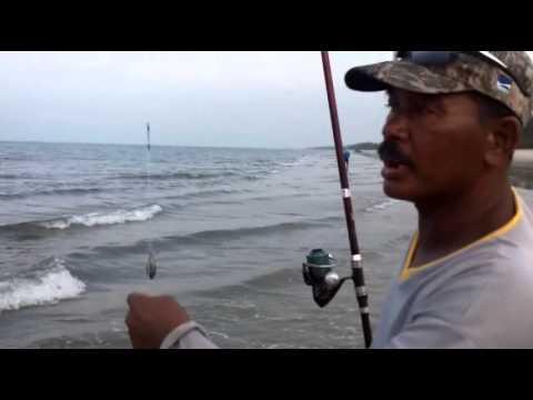 Surfcasting Teknik Balingan Gantung DiDalam Air
