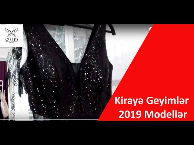 Kiraye Toy Paltarlari (2019) | AZALEA Boutigue
