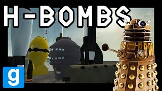 H-BOMB Testing | Bombs Away | Biggest Explosions Yet!!!