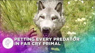 Far Cry Primal: Every predator petted and reviewed