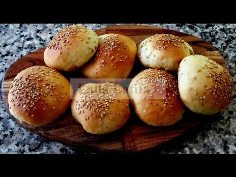 Petits pains briochés برييوش حلو ساهل وبنين بعجين رائع