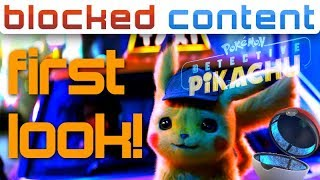 FIRST LOOK at POKÉMON Detective Pikachu MOVIE Trailer #1 (Analysis and Reaction)