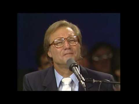 JIMMY SWAGGART -  HE CHOSE ME - EVANSVILLE  05  10  1985 - HD