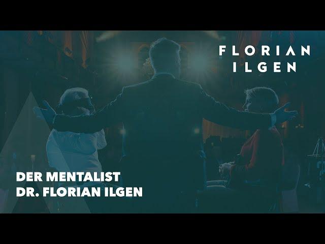Begeisterte Zuschauer auf Weihnachtsfeier mit Mentalist Dr. Florian Ilgen
