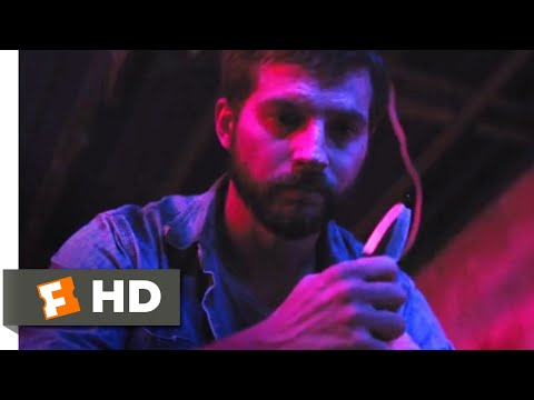 Upgrade (2018) - Use The Knife Scene (4/10) | Movieclips