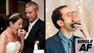Tek Kişi Yeniden Düğün Fotoğrafları • Tek AF Oluşturun