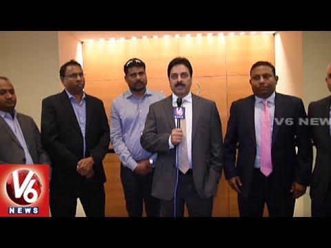 American Telangana Association Board Meeting Held In Chicago | V6 USA NRI News