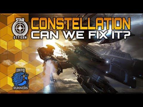 Star Citizen | Constellation Can We Fix It?