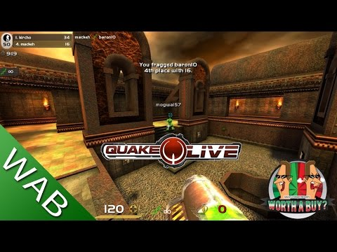 Quake Live Review - Worth a Buy?