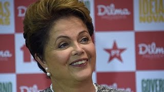 Brazil's Rousseff Promises Second Term of `Great Changes'