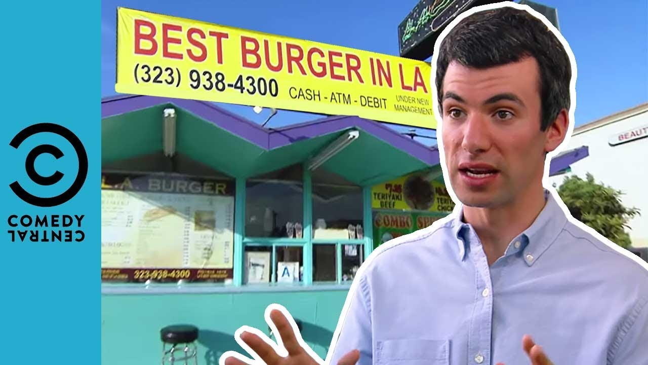 Download Best Burger In Los Angeles | Nathan For You