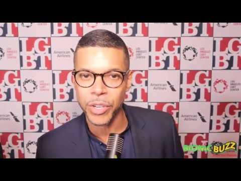 Wilson Cruz Interview at Vanguard Awards
