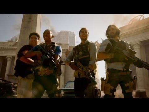 Official Call Of Duty®: Ghosts Live-Action Trailer -