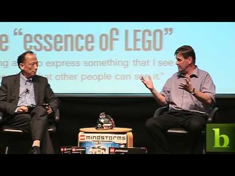 Lego Exec: The Role of Brands in the Social Media Age