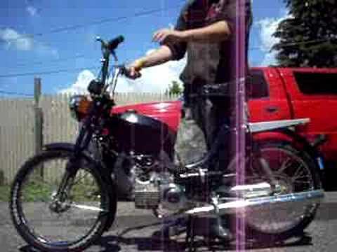 1978 JC Penney Swinger 2 Moped - YouTube