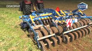 Farmet Agricultural Equipment in the UK from Brock Equipment