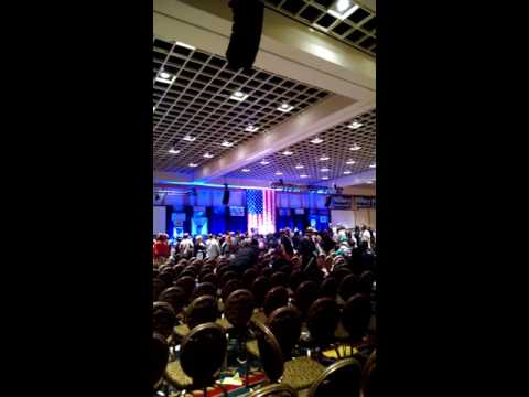 Leave Now! Nevada Democratic Convention - THREATS OF ARREST - Sanders campaign defrauded - #NVDemCon