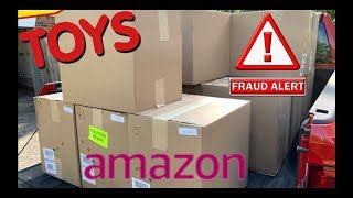 Baixar I bought a $3,517 Amazon Customer Returns TOYS & LEGO Pallet + CUSTOMER RETURN SCAM AGAIN