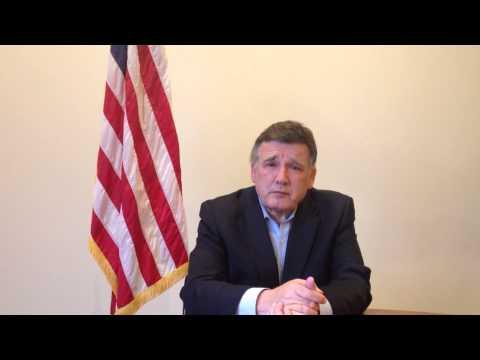 State Senator Marc R. Pacheco, D Taunton; Massachusetts, USA