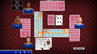 Canasta Hoyle Card Games 2015