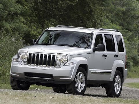 jeep cherokee limited v6 2010 test auto al d a youtube. Black Bedroom Furniture Sets. Home Design Ideas