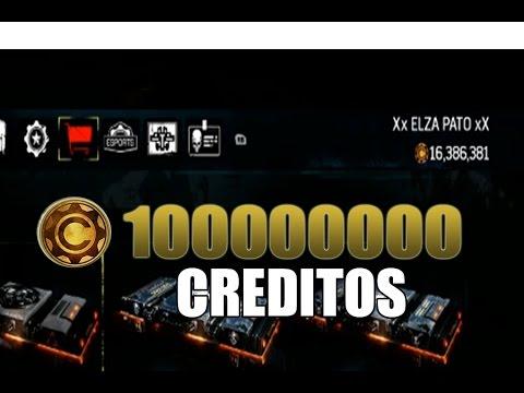 COMO OBTENER 100000000 CREDITOS FACIL EN GEARS OF WAR 4