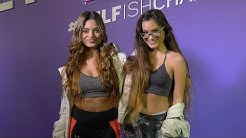 "Ariel Yasmine, Raquel Analise ""Zumba SELFish Event"" Red Carpet Arrival in 4K"