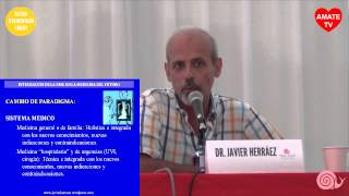 Dr Javier Herráez (Con diapositivas) Nueva Medicina -VII Feria Slow Food -Balaguer 6-10-14 AmateTv