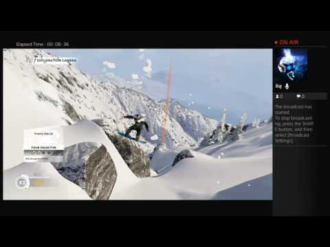 Steep gameplay |