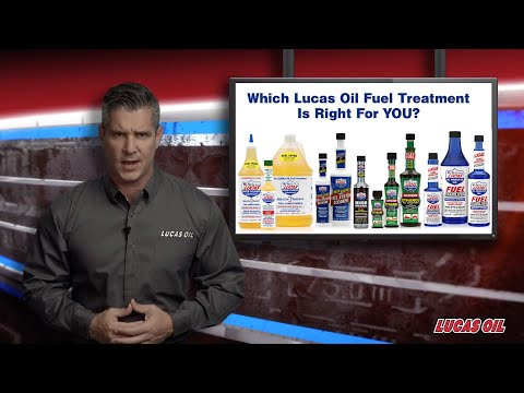 Lucas Fuel Treatment Comparison