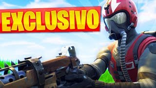 "THE *NEW* MOST BARATAEST EXCLUSIVE SKIN ""COPILOTO"" from FORTNITE: Battle Royale!"
