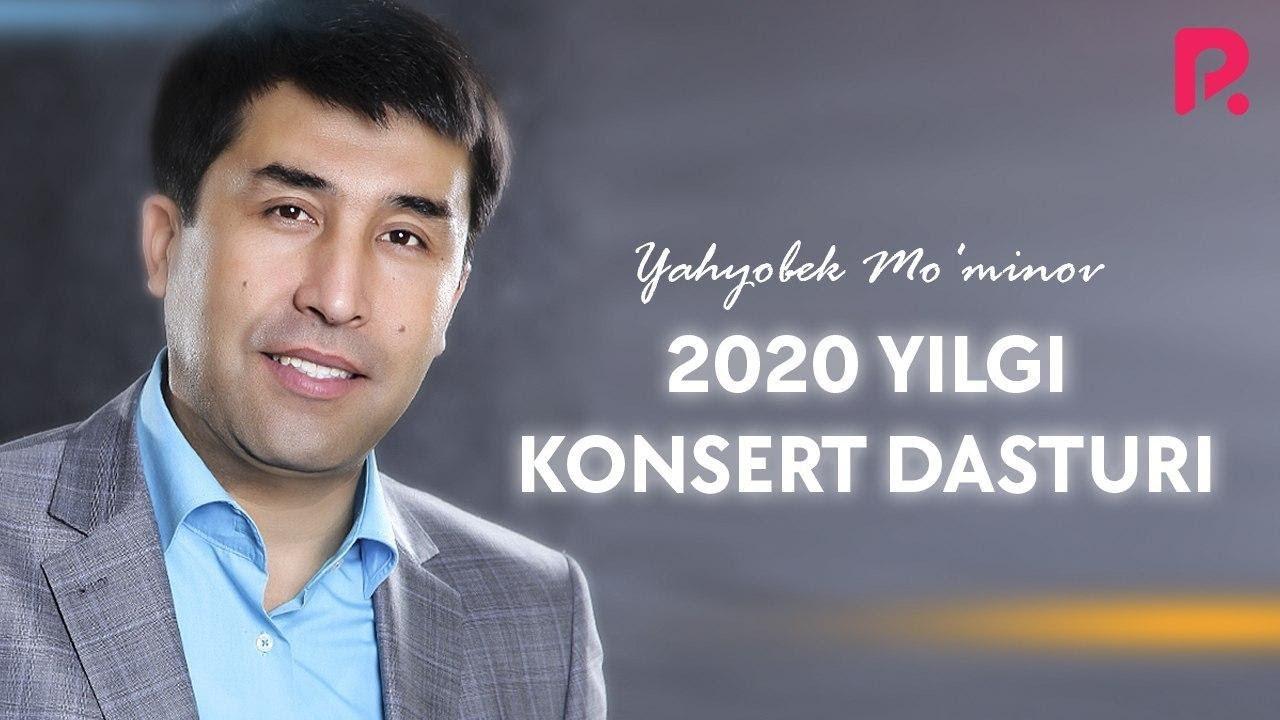 Yahyobek Mo'minov 2020-yilgi konsert dasturi