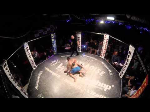 WCFC4- Rafal Dylong (Nenagh Warriors) vs Ian Coughlan (Paul Cummins Judo)